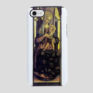 Madonna and Child - Carlo Crivelli - c1470 iPhone