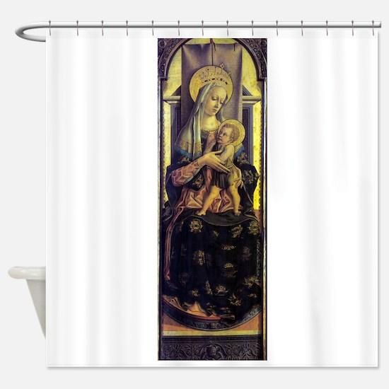 Madonna and Child - Carlo Crivelli - c1470 Shower