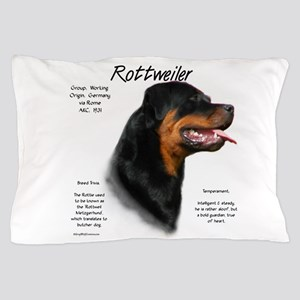 Rottweiler Pillow Case