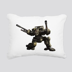 Rifleman Rectangular Canvas Pillow