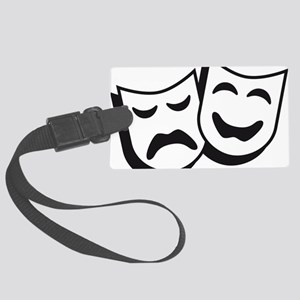 theatre Large Luggage Tag
