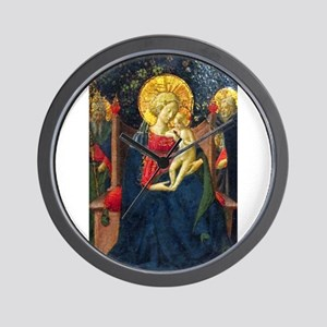 Madonna and Child - Benozzo Gozzoli - c1440 Wall C