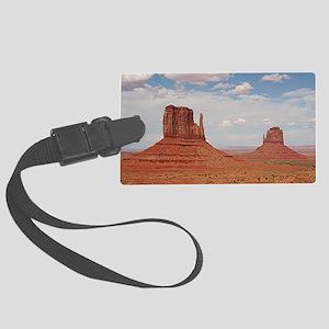 Monument Valley, Utah Large Luggage Tag