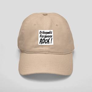 Orthopedic Surgeons Rock ! Cap