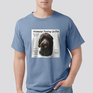 Wirehaired Pointing Grif Mens Comfort Colors Shirt