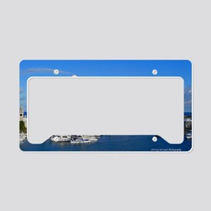 Royal Naval Dockyard License Plate Holder
