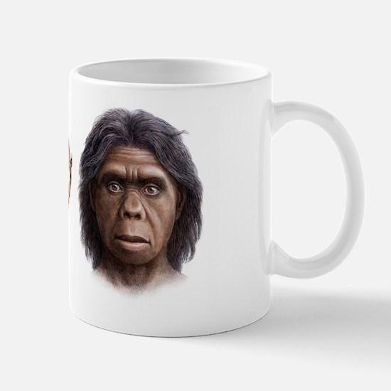 Homo floresiensis Mug
