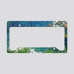 Bermuda License Plate Holder