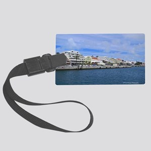Front Street Hamilton Large Luggage Tag