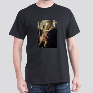 Madonna and Child - Botticelli T-Shirt