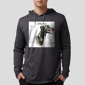 Whippet Mens Hooded Shirt