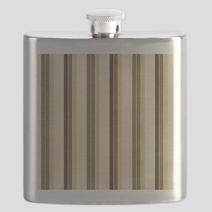 Natures Stripes Flask