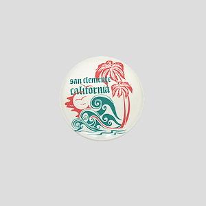 Wavefront San Clemente Mini Button