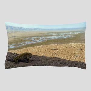 Lystrosaurus, artwork Pillow Case