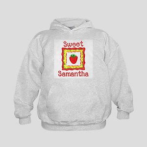 Sweet Samantha Kids Hoodie