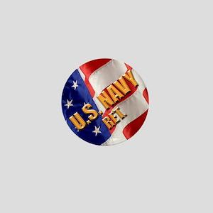 NAVY 1in   Mini Button