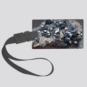 Melanite Large Luggage Tag