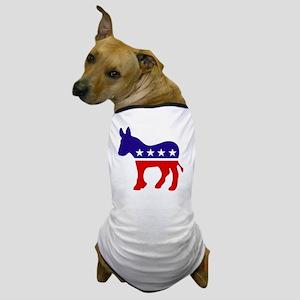 Democrat Party Donkey Dog T-Shirt