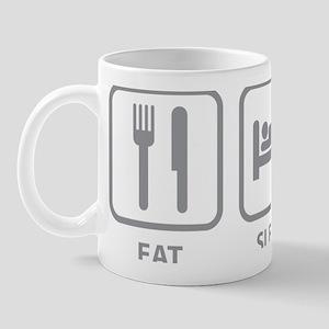EatSleepDuctTape1C Mug