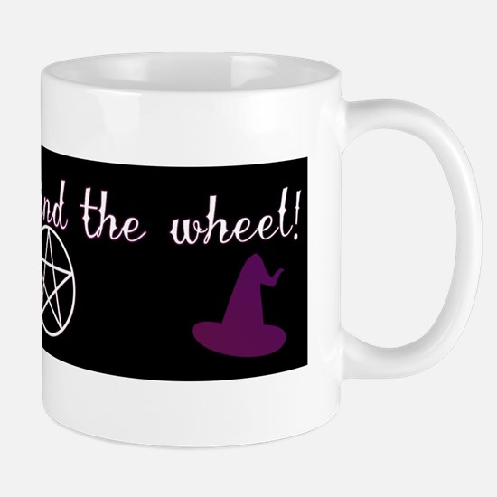 Witch behind the wheel Mug