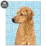 Rhodesian Ridgeback Puzzle