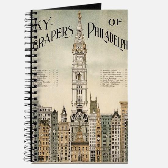 Skyscrapers Of Philadelphia Journal