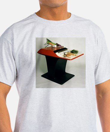Honeywell Kitchen Computer T-Shirt