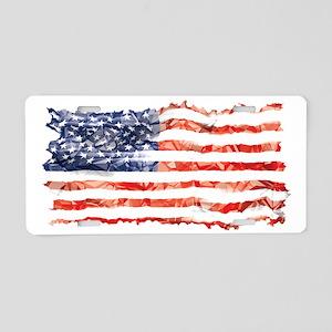 USA copy Aluminum License Plate