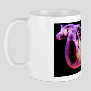 Horse's skull Mug