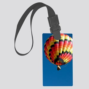 Hot air balloon Large Luggage Tag