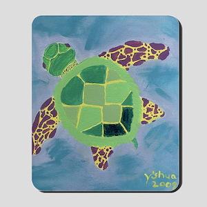 Chiaras Turtle Mousepad