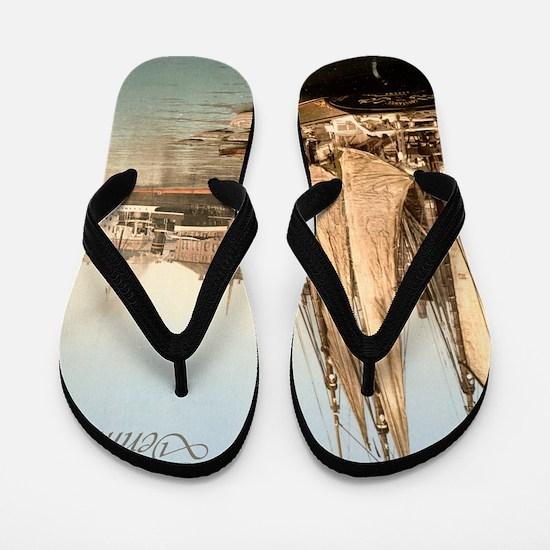 Vintage Denmark Flip Flops