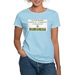 Triple Threat Fencer Women's Light T-Shirt