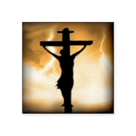 """Indie Gospel Square Sticker 3"""" x 3"""""""