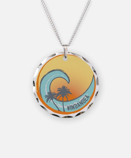 Windansea Sunset Crest Necklace