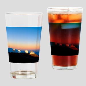 Observatories on summit of Mauna Ke Drinking Glass