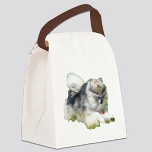 Kees Jumping Canvas Lunch Bag