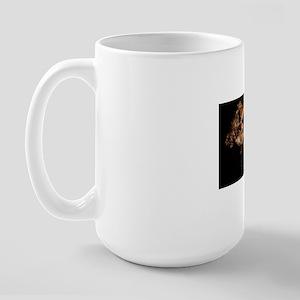 Paranthropus boisei skull Large Mug