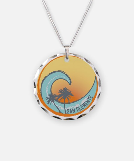 San Clemente Sunset Crest Necklace
