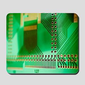 Printed circuit board Mousepad