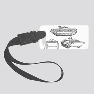 BMP-1 Small Luggage Tag