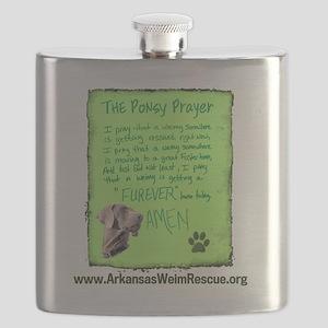 Ponsy Prayer Flask