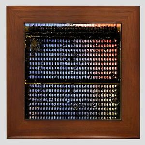 Hydrogen fuel cell Framed Tile