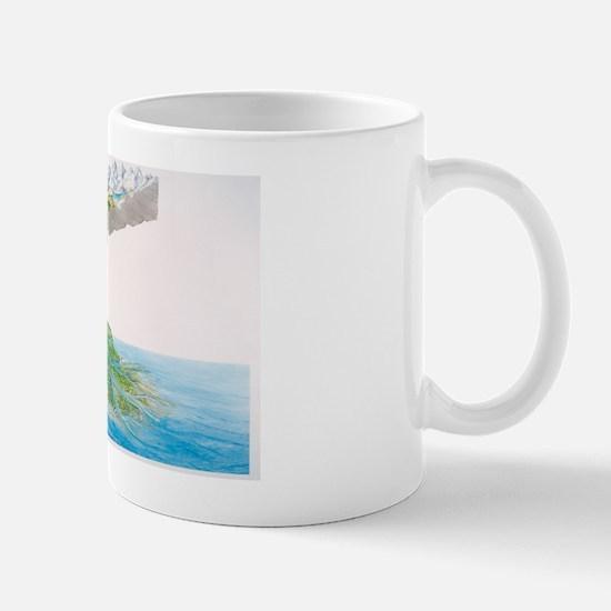 River system Mug