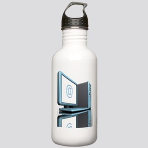 Internet communication Stainless Water Bottle 1.0L