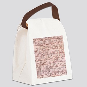 Runic inscriptions Canvas Lunch Bag