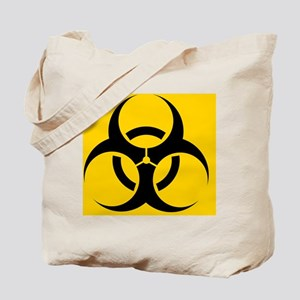International biohazard symbol Tote Bag