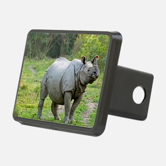 Indian rhinoceros Hitch Cover