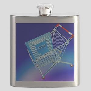Intelligent label Flask