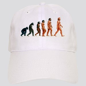 Stages in human evolution Cap